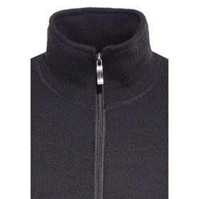 Woolpower 600 Veste polaire zippée, black